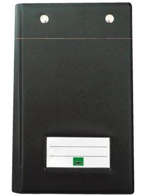 Houder voor kassabonboekje - 10x16,5cm