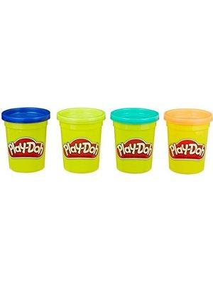 Play-Doh - Klei - Klassieke kleuren - 4dlg.
