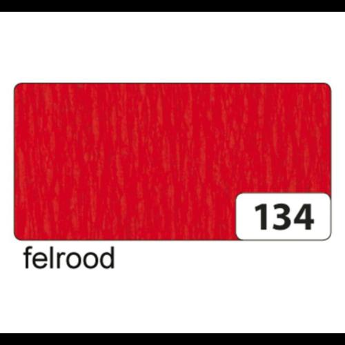 Folia Crêpepapier - Rood - 250x50cm
