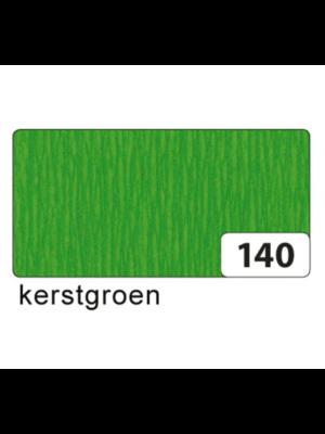 Folia Crêpepapier - Geel groen - 250x50cm