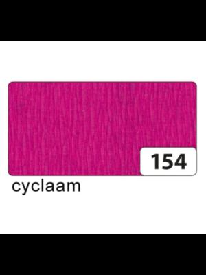Folia Crêpepapier - Fuchsia roze - 250x50cm