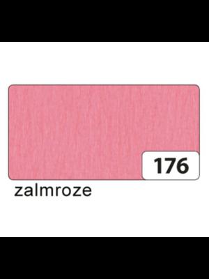Folia Crêpepapier - Licht roze - 250x50cm