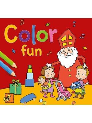 Deltas Boek - Kleurboek - Sinterklaas