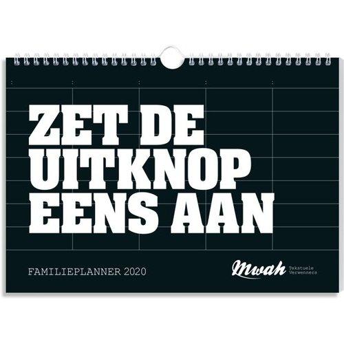Interstat Kalender - Familieplanner - Mwah - 2020