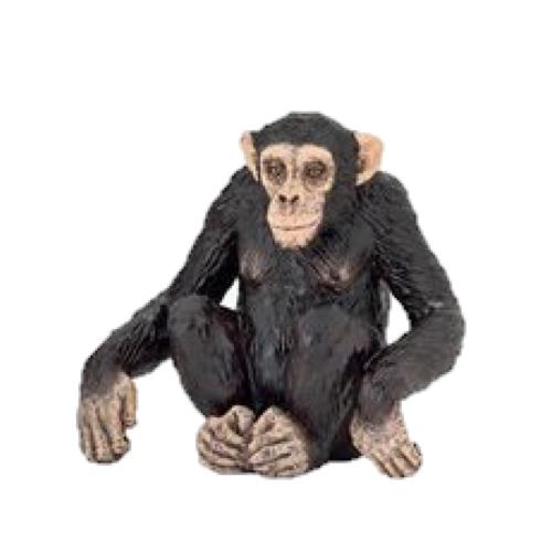 Papo Speelfiguur - Aap - Chimpansee