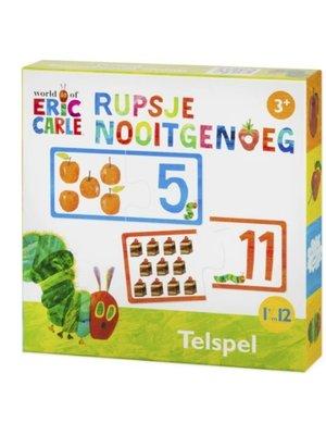 Bambolino Toys Bambolino Toys - Spel - Telspel - Rupsje Nooitgenoeg