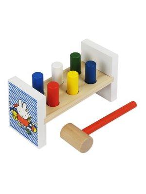 Bambolino Toys Bambolino - Nijntje - Hamerbank