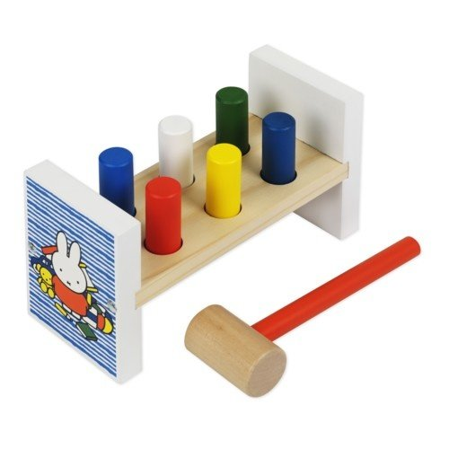 Bambolino Toys Hamerbank - Nijntje
