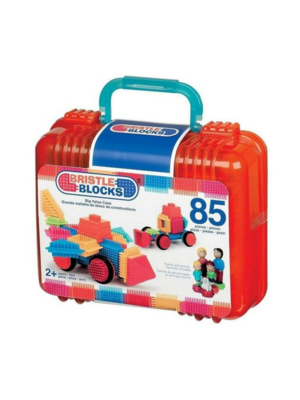 Bristle blokken - In koffer - 85dlg