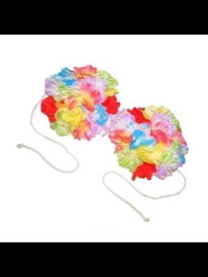 PartyXplosion BH - Bloemen - Hawaii - Multicolor