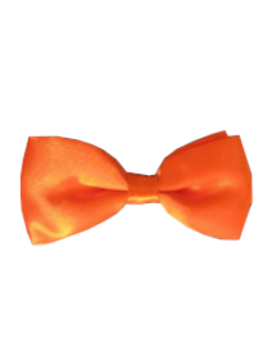 PartyXplosion Strik - Oranje - Luxe - 12x6.5cm