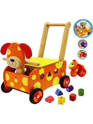 I'm Toy I'm Toy - Loop/duwwagen - Hond