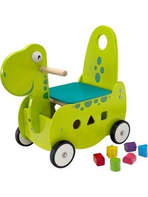 I'm Toy I'm Toy - Loop/duwwagen - Dino
