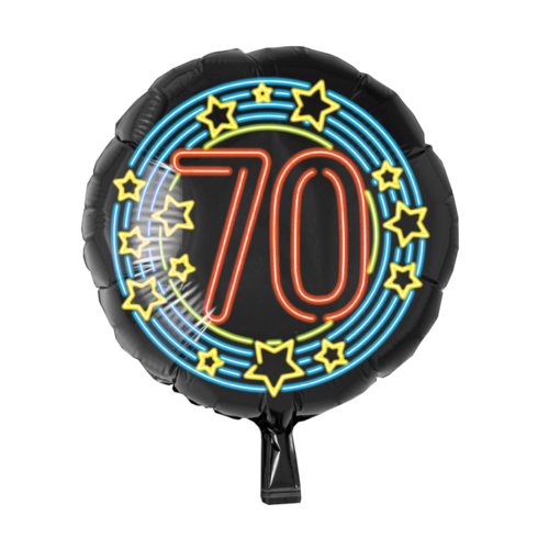 Paperdreams Paperdreams - Folieballon - 70 - Neon