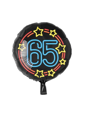 Paperdreams Paperdreams - Folieballon - 65 - Neon