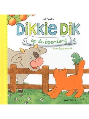 Gottmer Boek - Flapjesboek - Dikkie Dik op de boerderij