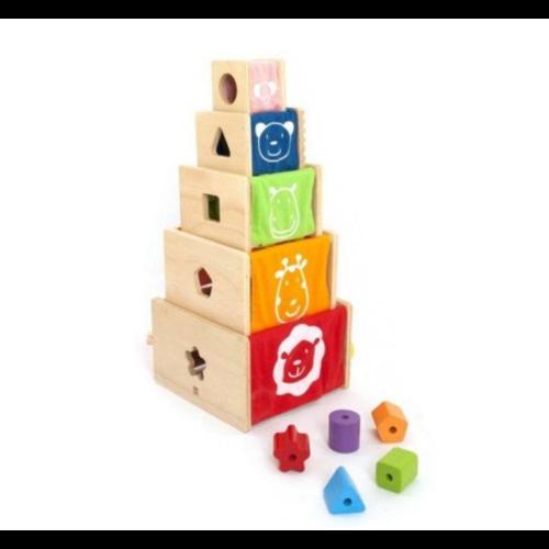 I'm Toy Activiteiten - Stapelblokken