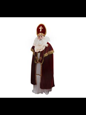 1234feest 1234feest - Kostuum - Sinterklaas - Fluweel