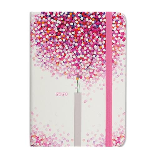 Peter Pauper Press Comello - Agenda - Lollipop tree - 2020