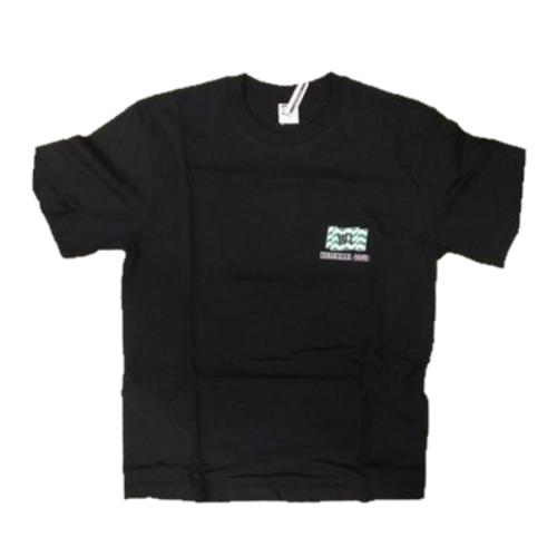 1234feest 1234feest - T-shirt - Westland - Zwart - Helemaal Goud - L