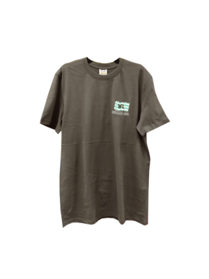 1234feest 1234feest - T-shirt - Westland - Donker grijs - Helemaal Goud - XXL