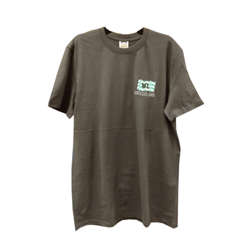 1234feest 1234feest - T-shirt - Westland - Donker grijs - Helemaal Goud - M