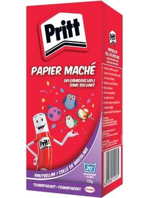 Papier-maché poeder - 125gr.