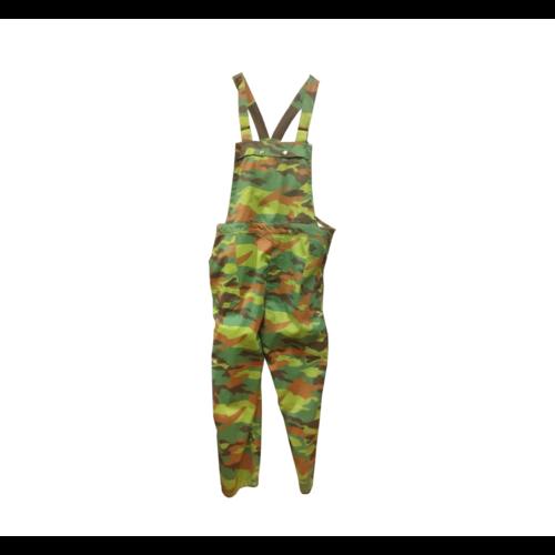 1234feest 1234feest - Tuinbroek - Camouflage - mt. 52