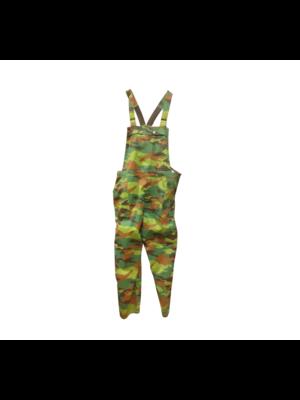 1234feest 1234feest - Tuinbroek - Camouflage - mt. 54