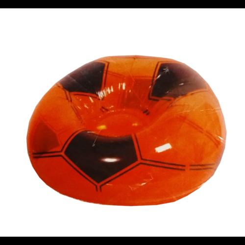 Folat Folat - Voetbalstoel - Opblaasbaar - 90x60cm