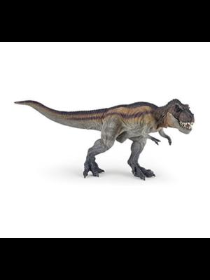 Papo Papo - Dinosaurus - Rennende T-rex - Gekleurd