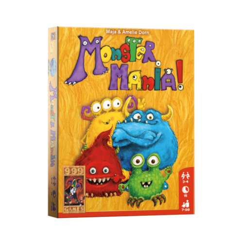 999 Games 999 Games - Kaartspel - Monster Mania - 7+