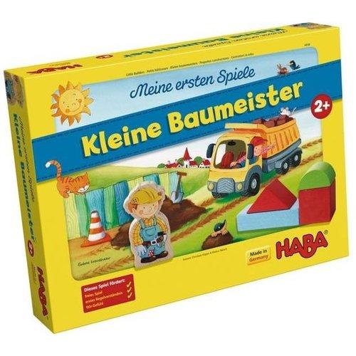 Haba Haba - Spel - Kleine bouwmeesters - Nederlandse handleiding - 2+*