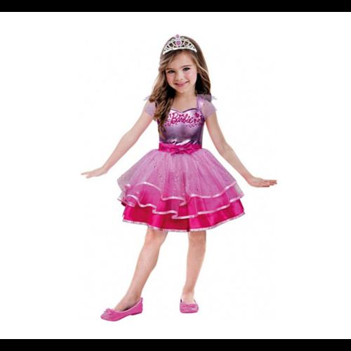 PartyXplosion PartyXplosion - Jurk - Barbie - Ballet - mt.104