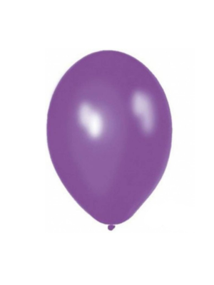 Ballonnerie Festival  Ballonnen - Metallic - Violet - 28cm. - 100st.