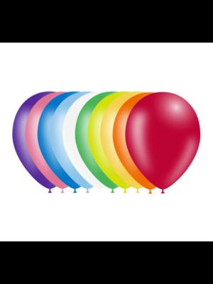 Belbal Belbal - Ballonnen - Assorti gekleurd - 30cm - 100st.