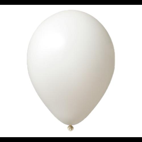 Belbal Belbal - Ballonnen - Wit - 30cm - 100st.