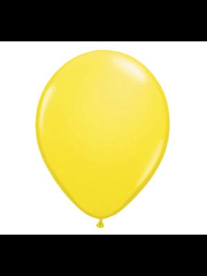 Ballonnerie Festival - Ballonnen - Geel - 29cm - 100st.