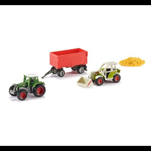 Siku Autoset - Landbouw - Siku