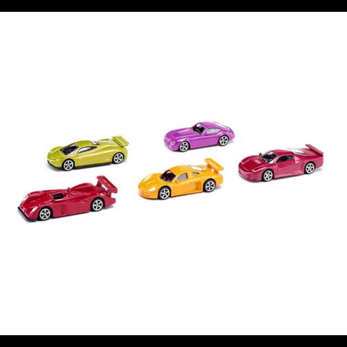 Siku Autoset - Sportwagens - serie 0800-1000 - Siku