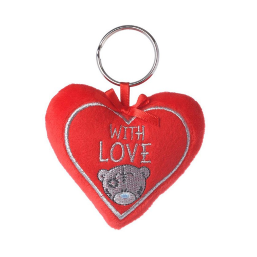 Me to You Sleutelhanger - Pluche hart - With love