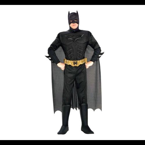 Rubies Kostuum - Batman - Volwassen -  Gespierde Borst -  M/L