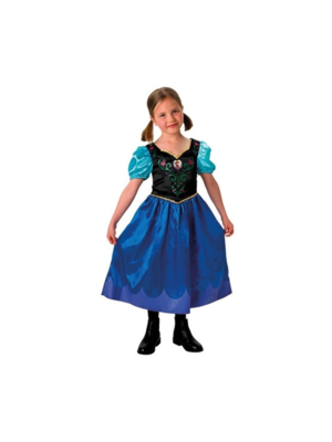 Rubies Kostuum - Frozen - Anna - mt.116