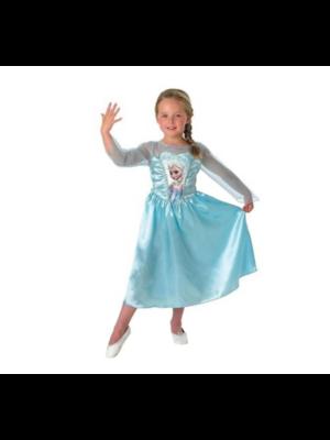 Rubies Kostuum - Frozen - Prinses Elsa - mt.128