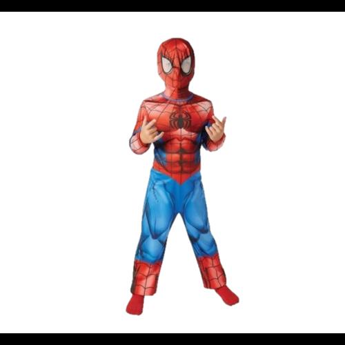Rubies Kostuum - Spiderman - mt.128/134