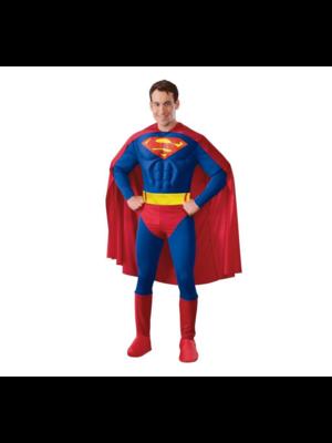 Rubies Kostuum - Superman - Gespierd - XL
