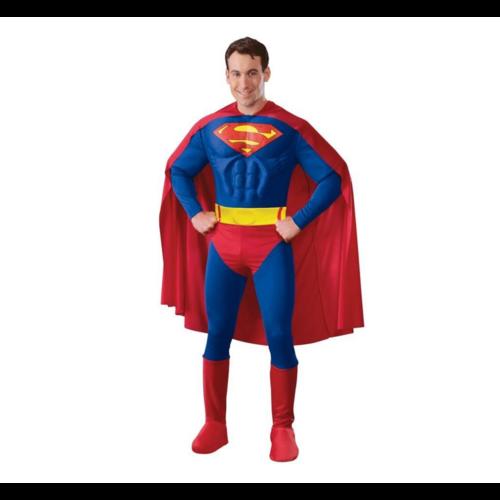 Rubies Kostuum - Superman - Gespierd - M