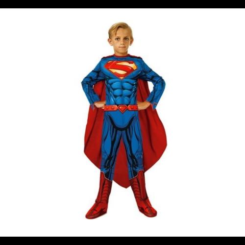 Rubies Kostuum - Superman - Gespierd - mt.128/134