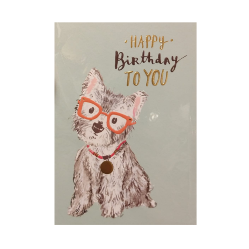 Louise Tiler Kaart - Louise Tiler - Happy birthday to you - TS024