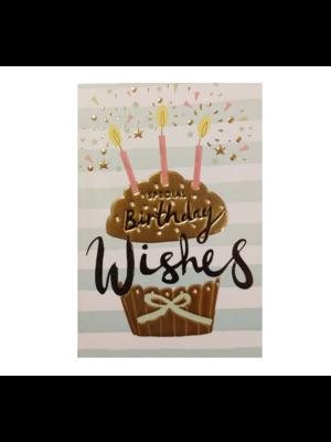 Lannoo Lannoo - Kaart - Louise Tiler -  Special birthday wishes - TW015